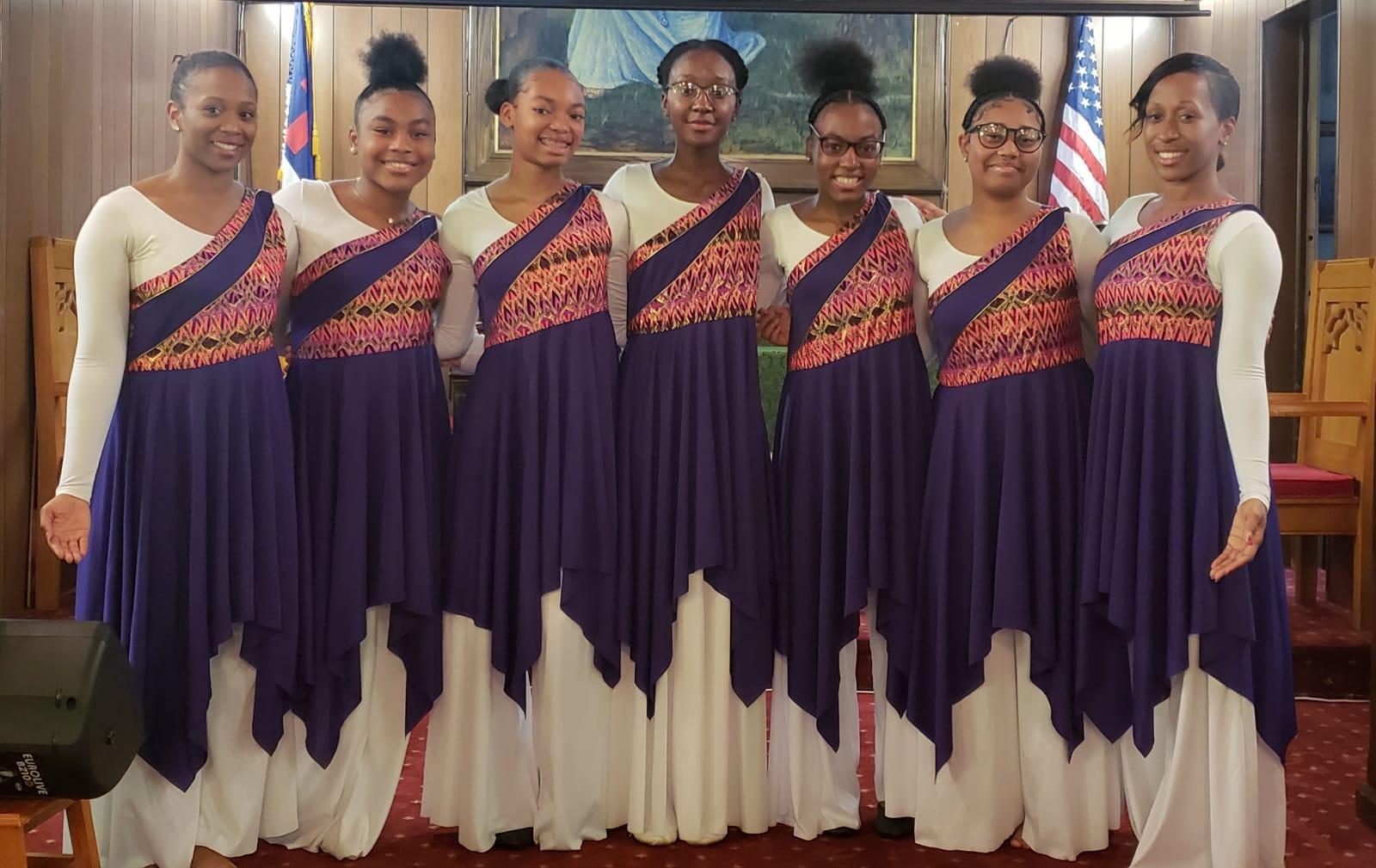 Grace Moravian Praise Dancers
