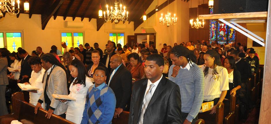 DIVINE WORSHIP Sunday 11 am