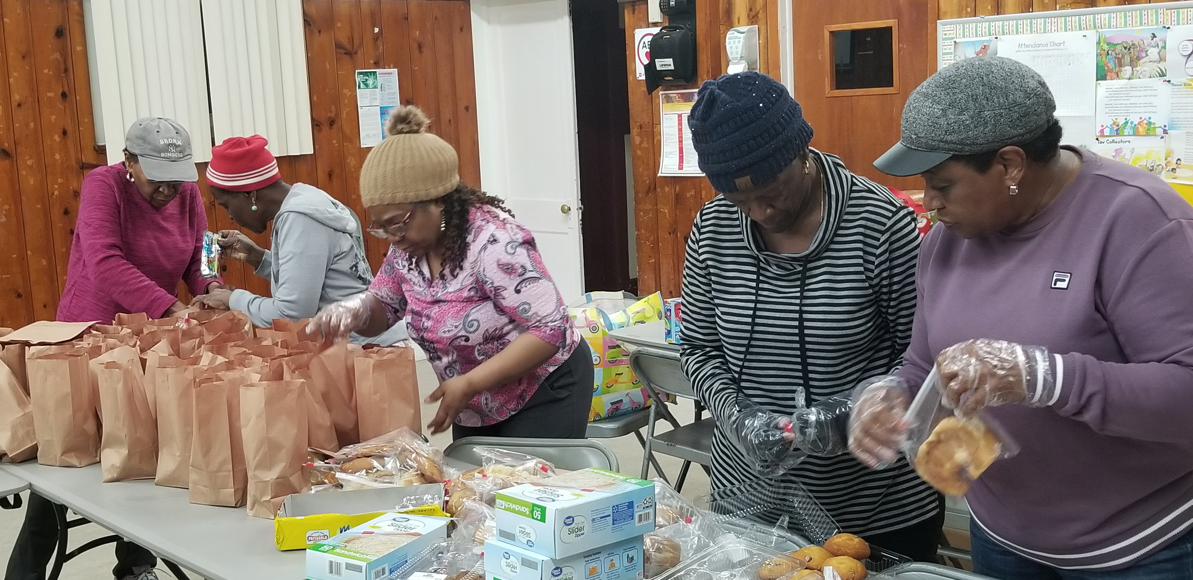 Grace Outreach to the Homeless